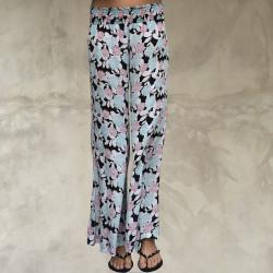 Pantalone fiori